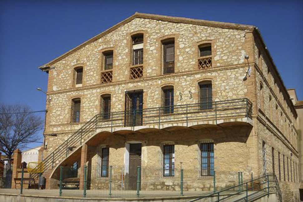 Patrimonio civil Comarca del Jiloca